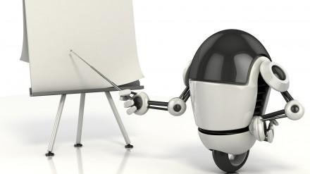 Abejojantys robotai – geresni mokytojai, nei visažiniai