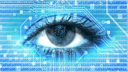 Akies implantas, atstatantis žmonėms regėjimą