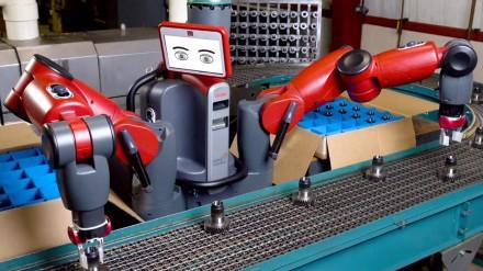 Baxter robotas