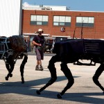 BigDog © Boston Dynamics