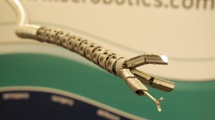 Mikrorobotas kovoje prieš vėžį