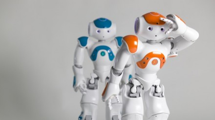 Prancūzai pagamino naujos kartos androidą