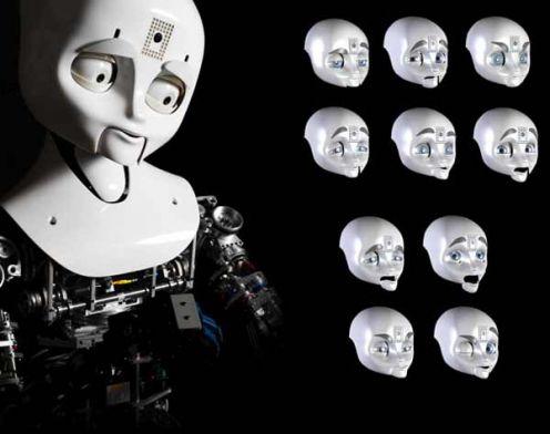 Roboto emocijos