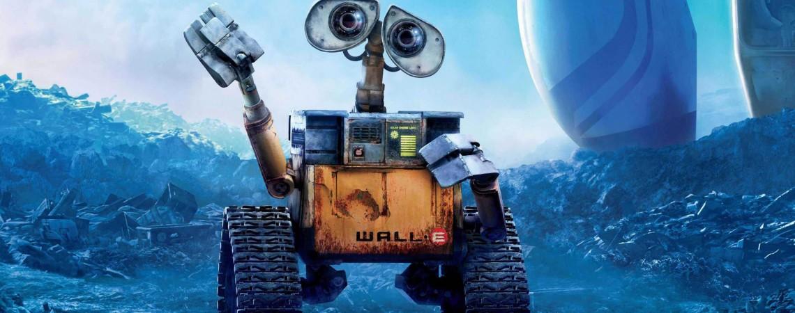 Šokantis WALL-E - vaikų džiaugsmas