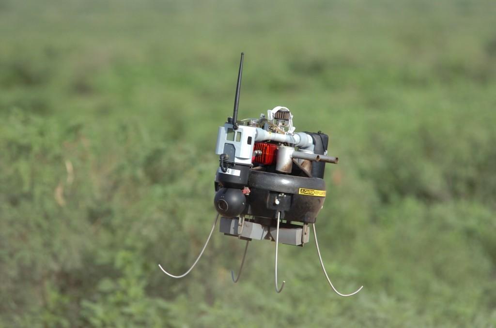 2001 metų rugsėjo 11 d. įvykiai pakeitę robotų technikos raidą-army