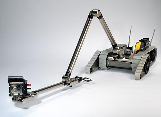 2001 metų rugsėjo 11 d. įvykiai pakeitę robotų technikos raidą-packbot