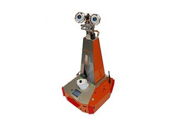 9 namų robotai, kuriuos galima įsigyti jau šiandien Tour Guide Sputnik2A