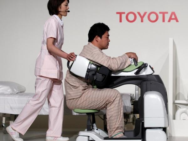 Jau galima įsigyti naujus medicininius robotus 3
