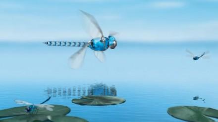 Laumžirgis - miniatiūrinis robotas