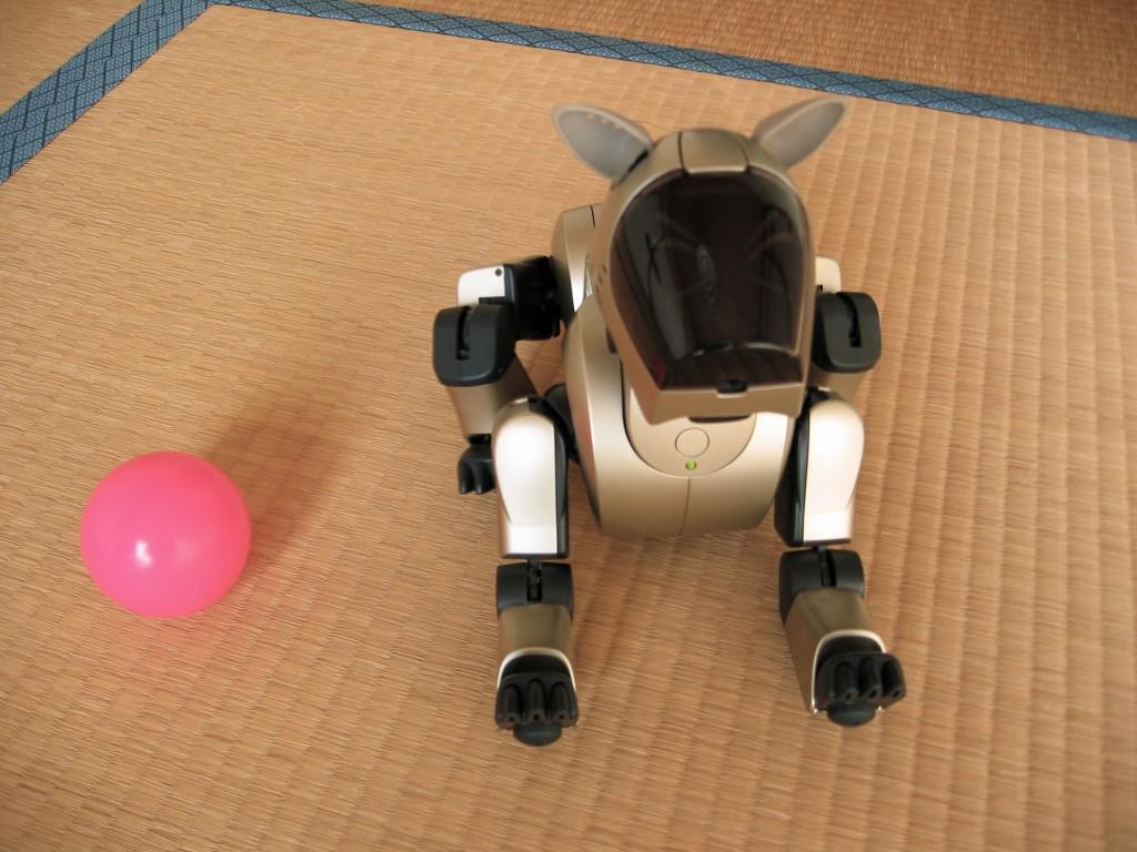 Robotai - mūsų ateitis - Aibo