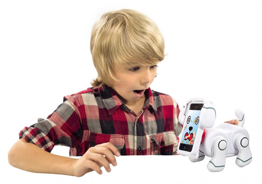 Robotas Smartpet TechPet valdomas iPhone pagrindujpg 1