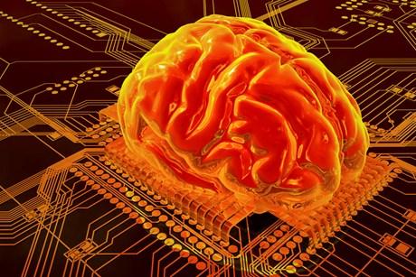 Robotas su žmogaus smegenimis