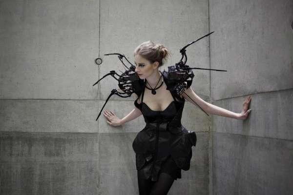 Suknelė-voras