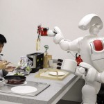 5 robotai, kurie moka gaminti - Twenty-One robot