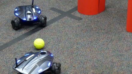 Jūsų namuose robotas šnipas Rovio