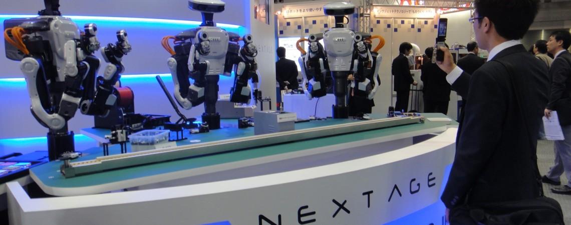 Pramoninis robotas Nextage
