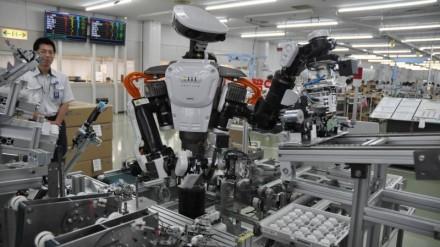 Pramoninis robotas Nextage1