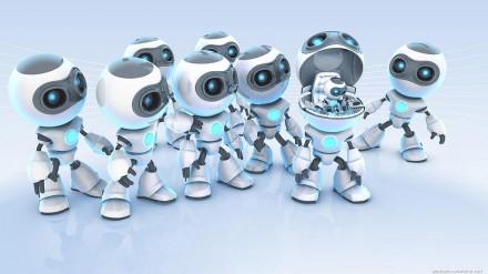 Šeši robotai, kurie filmuojasi reklamose