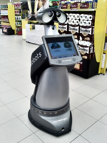 8 roboto Wall-E kopijos 4