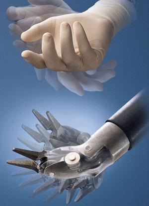 Ar sutiktumėte, kad jus operuotų robotas