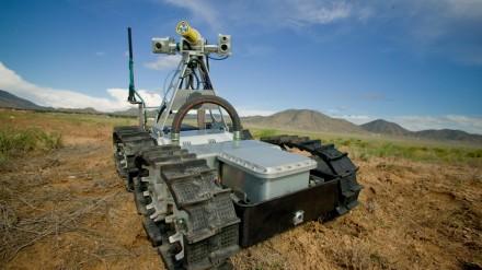 Gemini Scout robotas-gelbėtojas