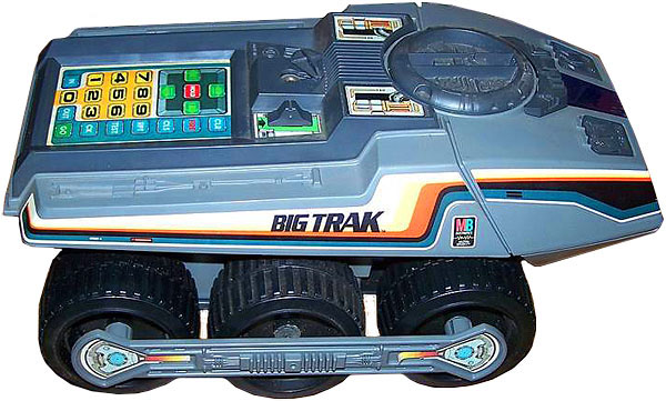 Milton-Bradley Big Trak