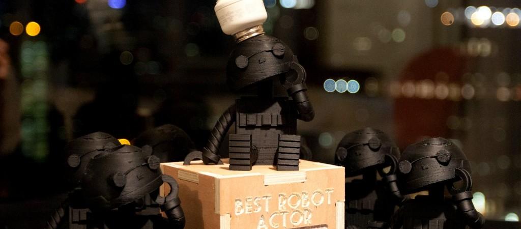 Pirmasis pasaulyje robotų filmų festivalis