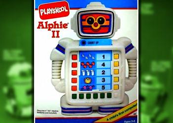 Playskool Alphie II