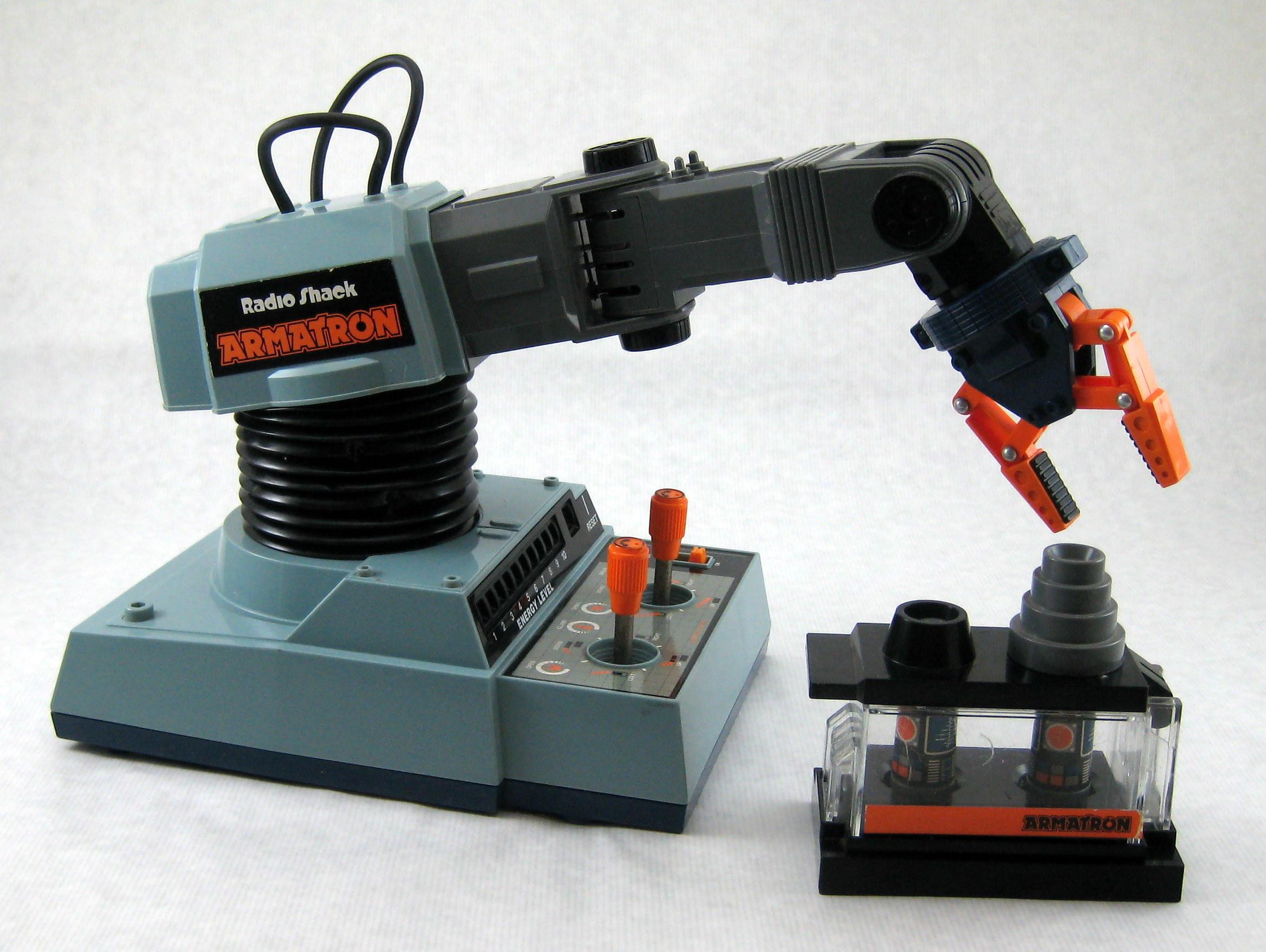 Radio Shack Armatron