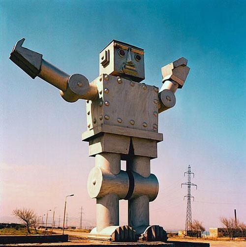 Robotų atsiradimo istorija 2