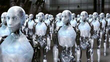Robotų atsiradimo istorija