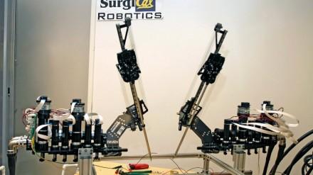 Robotas chirurgas