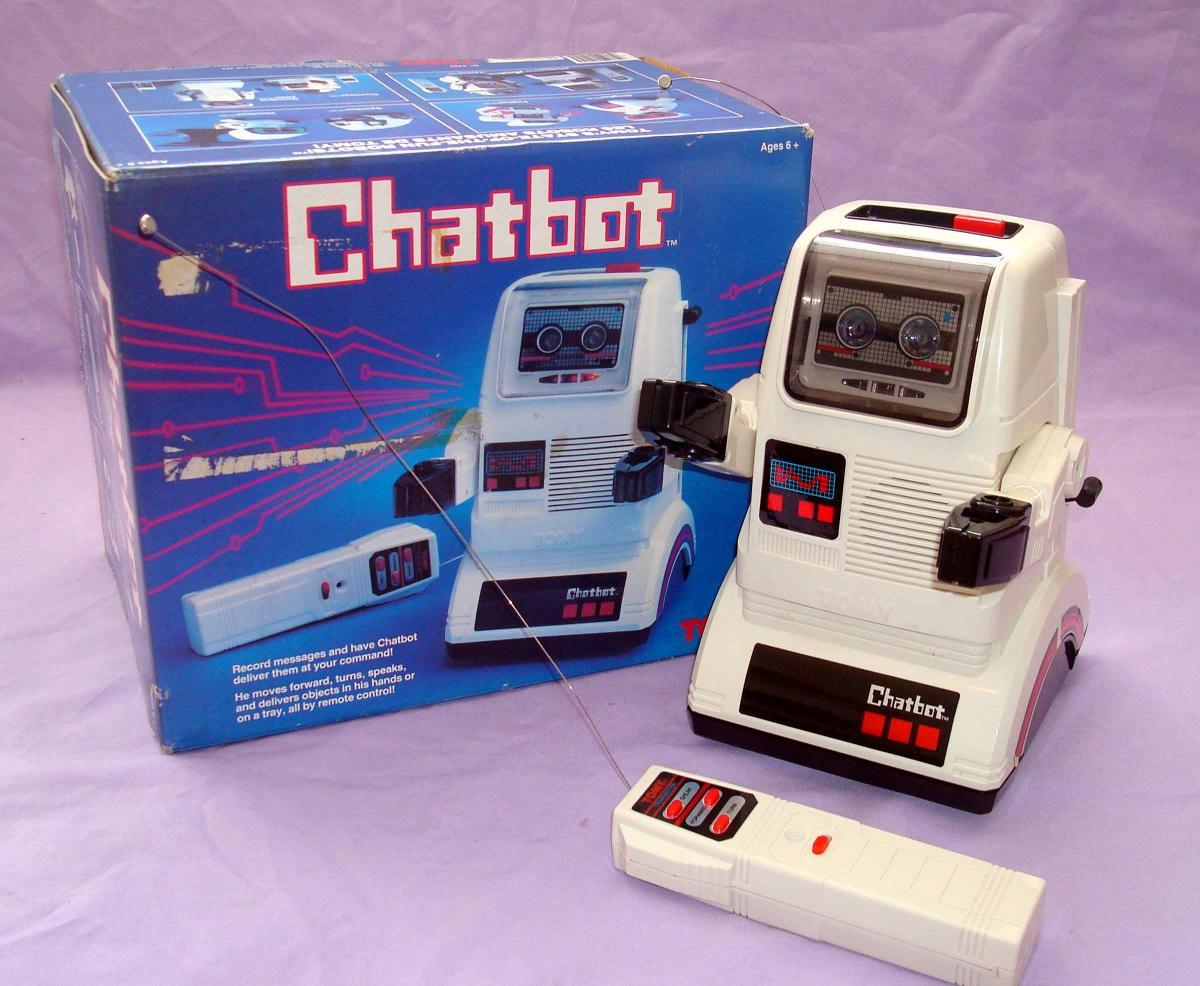 Tomy Chatbot