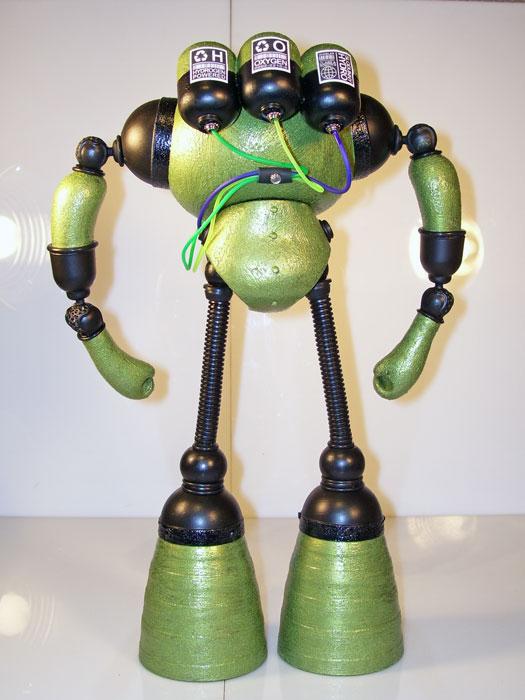 Hydro robot