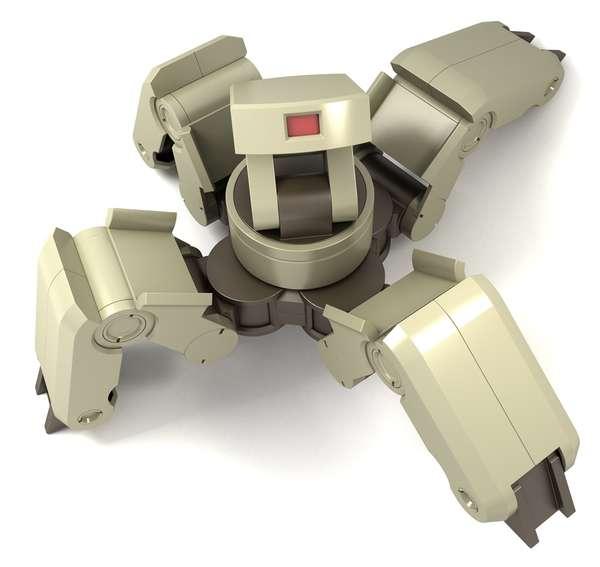 Isopod robot