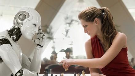 Robotų ateitis - naujos visuomenės iškilimas