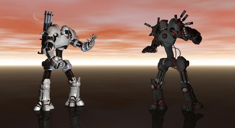 Robotų karai