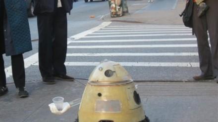 Robotas elgeta