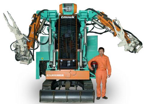 Robotas gelbėtojas Enryu