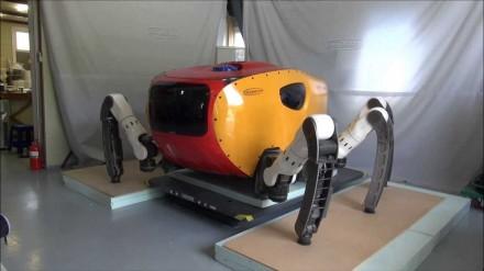 Robotas krabas