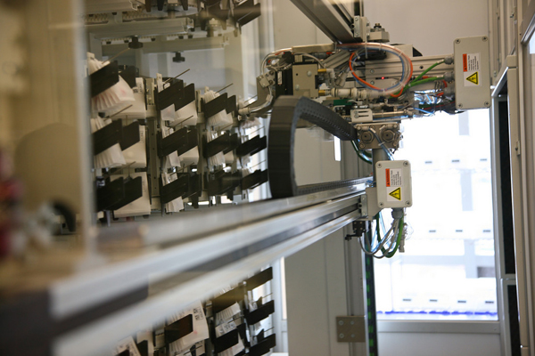 Robotizuotos patalpos - Vaistinė 2