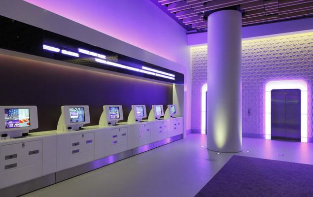 Robotizuotos patalpos - Viešbutis 2