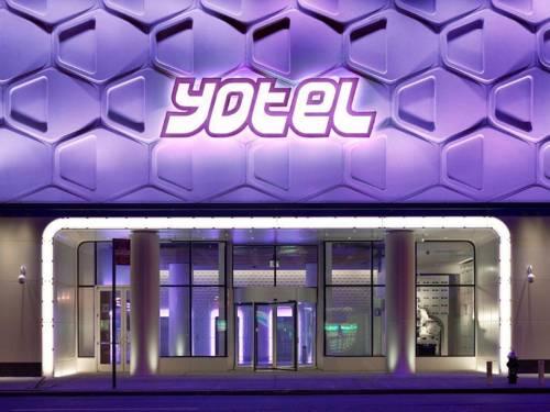 Robotizuotos patalpos - Viešbutis