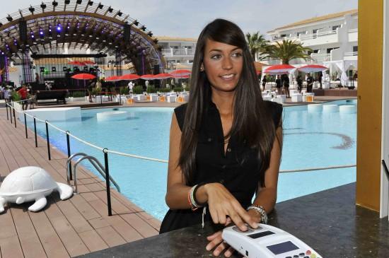 Ushuaïa Ibiza Beach viešbutis Ispanijoje