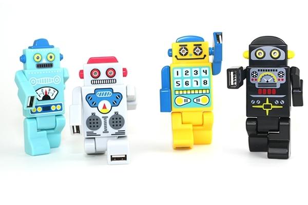 Robotas-USB lizdas