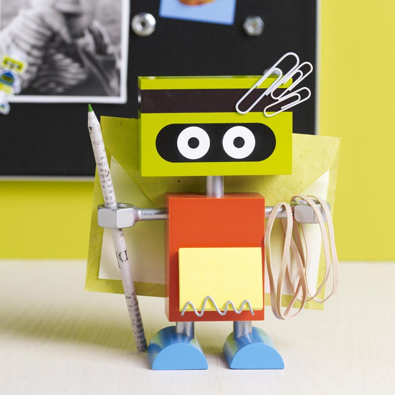 Robotas-laikiklis