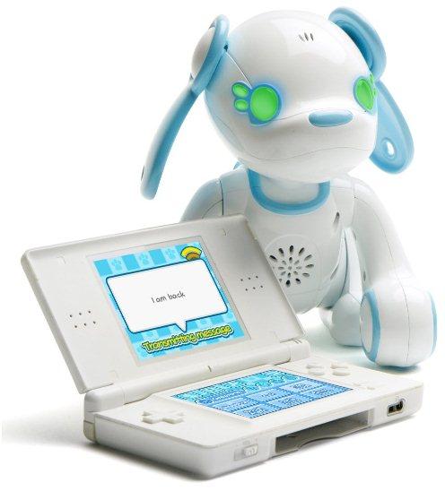 Robotas ir virtualus augintinis