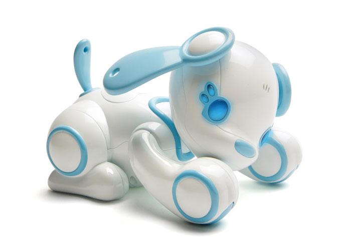 Wappy Dog robotas ir virtualus augintinis