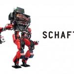 Japonų Schaft ir DARPA robotų iššūkis