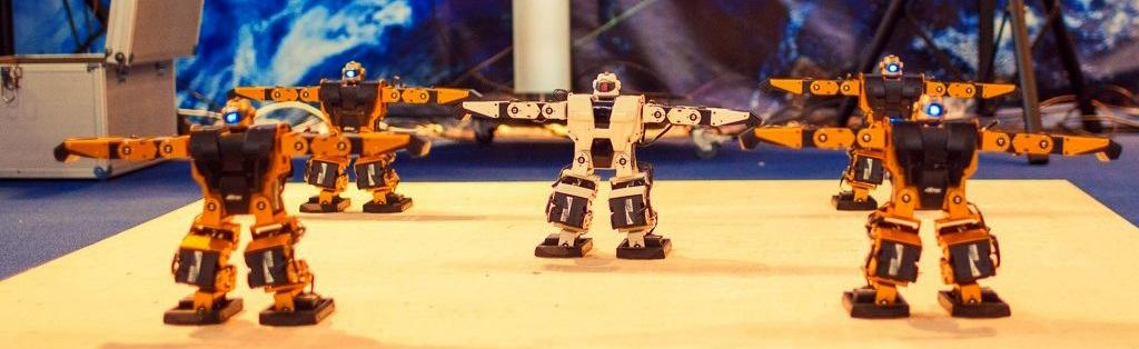 Robotics Expo 5